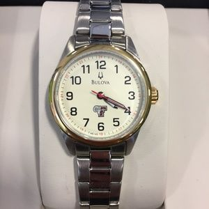 Fordham University Branded Bulova Ladies Watch